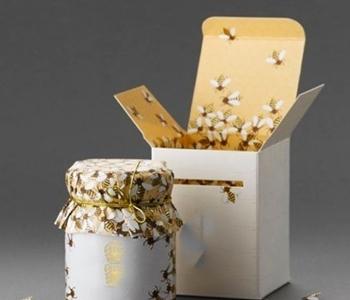 農家野生土蜂蜜包裝